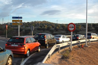 Dos fallecidos y 33 heridos en los 17 accidentes registrados en carreteras de C-LM durante el fin de semana
