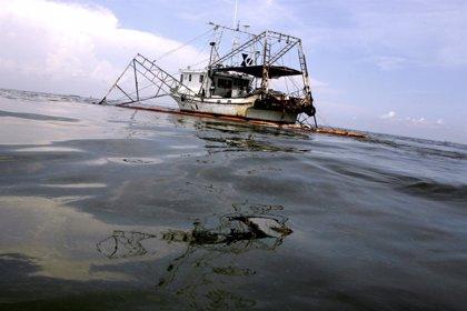 EEUU.- Las tareas de control del petróleo en el golfo de México se enfrentan a un fin de semana clave