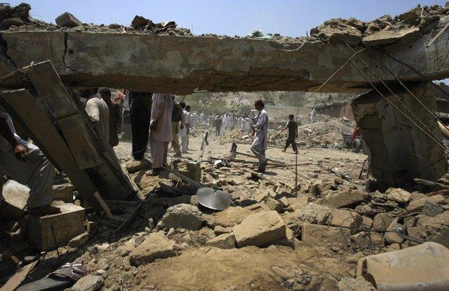Atentado suicida en el noroeste de Pakistán