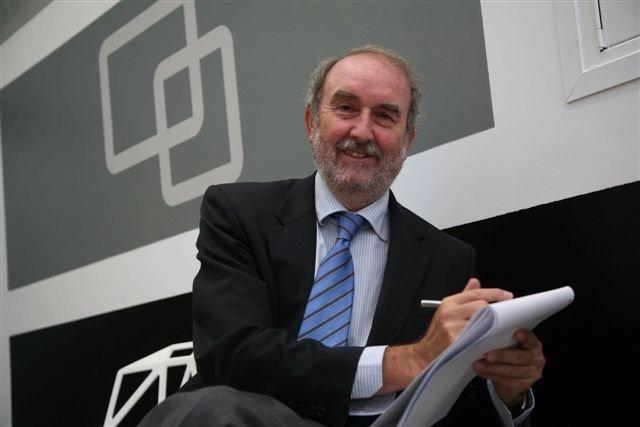 El director gerente del ITA, Manuel Muniesa