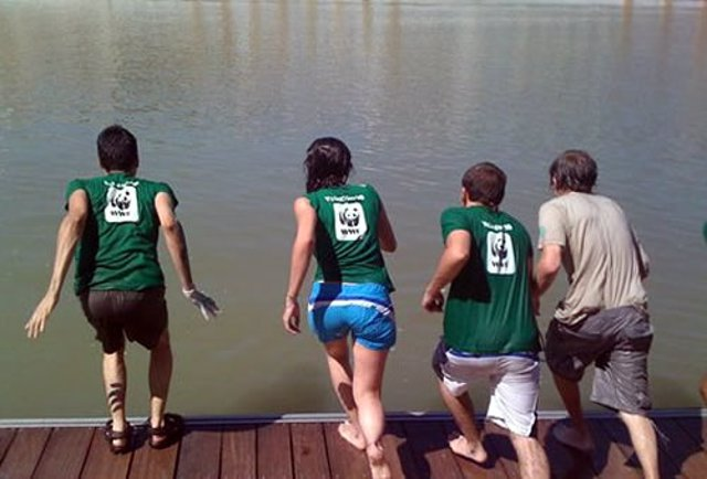 Big Jump 2009 en Sevilla