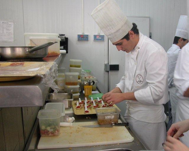 Cocina principal