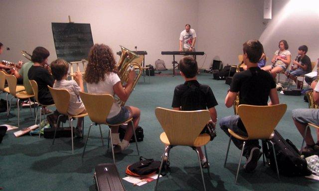 El jazz inunda todas las instalaciones del Palau