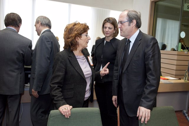 MARIA VICTORIA BROTO CONSEJERA EDUCACION ARAGON