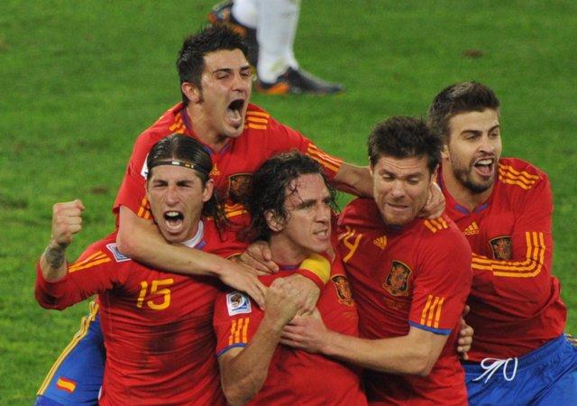 España, a la final del Mundial