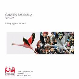 Exposición Carmen Pastrana