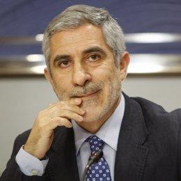 Diputado de IU Gaspar Llamazares