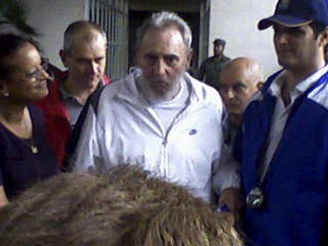 Primera aparición de Fidel Castro desde 2006