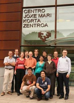 NanoBio Espectroscopia taldea