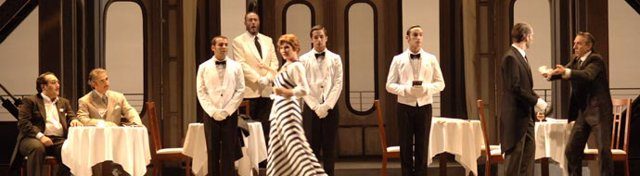 Escena de 'Don Pasquale'