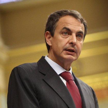 Zapatero abre al mediodía su quinto Debate sobre el Estado de la Nación