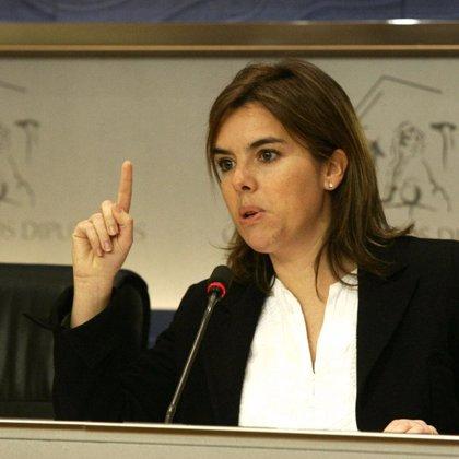 Saénz Santamaría: Zapatero tiene que examinarse a sí mismo