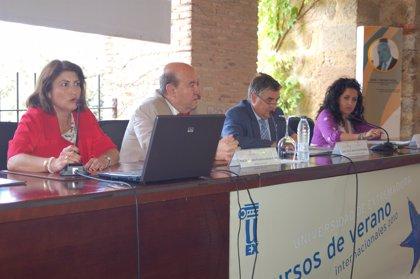 Un curso de verano aborda en Yuste (Cáceres) la educación geriátrica en Europa