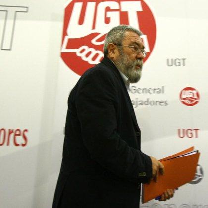 Méndez pide a Zapatero que retire la congelación de las pensiones