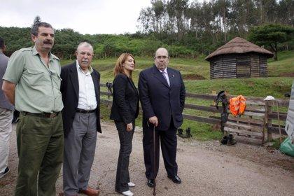 Biodiversidad invierte 43.000 ? en la mejora del área recreativa de la Fuente de las Palomas (Viérnoles)