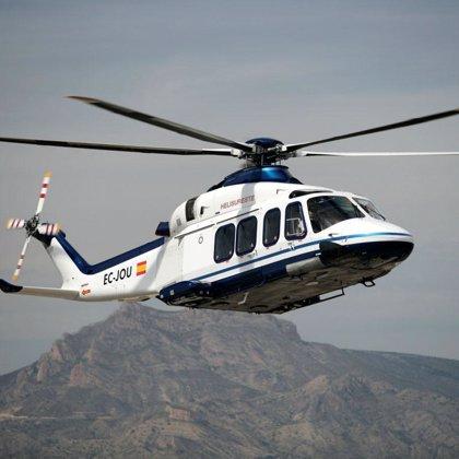 Inaer comienza a operar mañana en el helipuerto de Algeciras, que queda conectado con Ceuta en 12 minutos