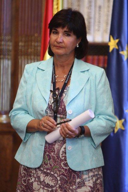 Gloria Pérez-Salmerón promete imaginación frente a la crisis