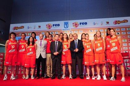 La madrileña Amaya Valdemoro liderará a la selección española de baloncesto femenino en el Mundial de la República Checa