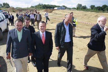 """La Xunta pide al MARM una actuación """"clara y firme"""" para resolver el problema de fangos en la Ría de O Burgo (A Coruña)"""
