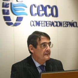 El director general de la Confederación Española de Cajas de Ahorros (CECA), Jos