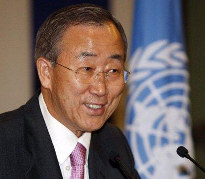 Ban Ki Moon en España