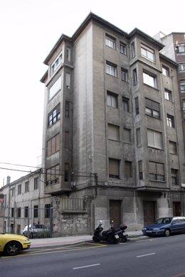 Edificio a derribar