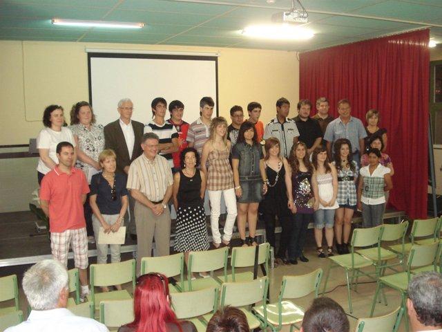 Concluye el programa LaborESO con la entrega de premios a los participantes de M