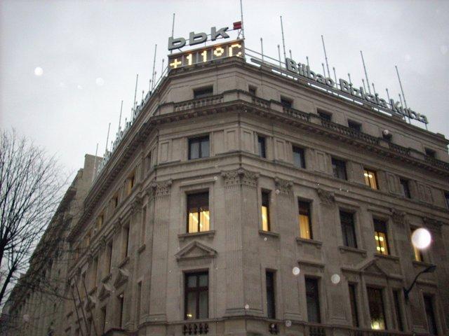 Edificio de la BBK en Bilbao