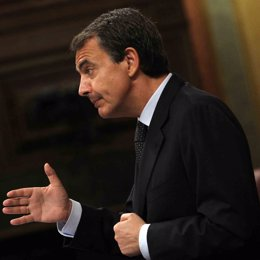 Zapatero en el Debate sobre el Estado de la Nación