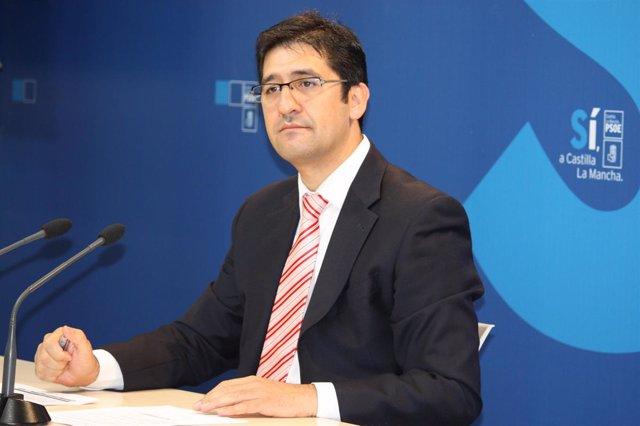El Secretario de Organización del PSOE de Castilla La Mancha, José Manuel Caball