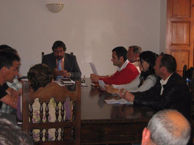 Pleno del Ayuntamiento de Valderredible