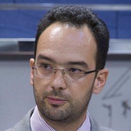 secretario de Ciudades y Política Municipal del PSOE, Antonio Hernando
