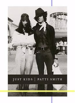 Imagen de un disco de Patti Smith.
