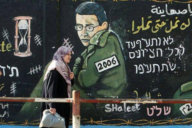 Intercambio de prisioneros entre israelíes y palestinos