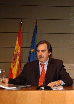 Valeriano Gómez ex secretario general de empleo