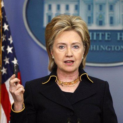 Clinton llega a Pakistán para discutir con las autoridades sobre seguridad