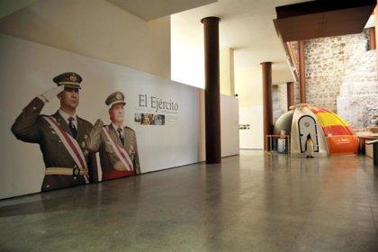 El Príncipe de Asturias preside el lunes la inauguración del mayor museo militar español en el Alcázar de Toledo