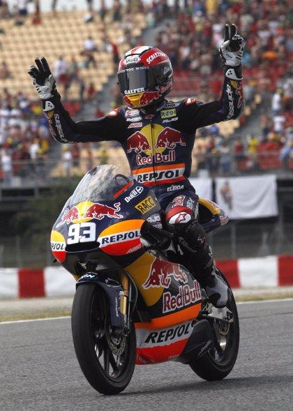 Marc Márquez consigue su quinta victoria consecutiva
