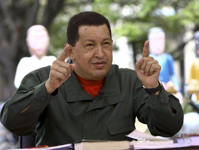 Presidente de Venezuela, Hugo Chávez