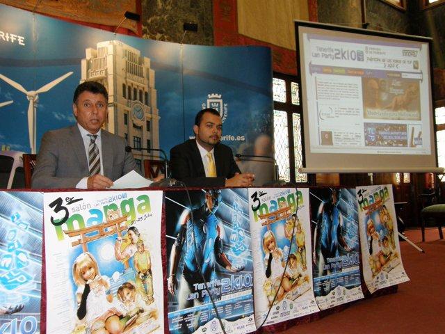 NOTA DE PRENSA Y FOTOGRAFÍA: LAN PARTY PRESENTACIÓN