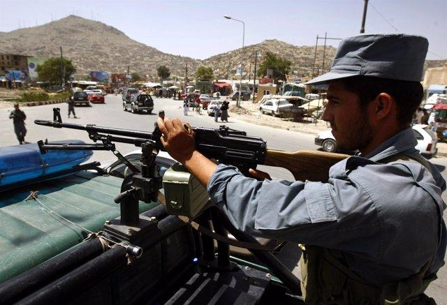 Imagen de Kabul en Afganistán