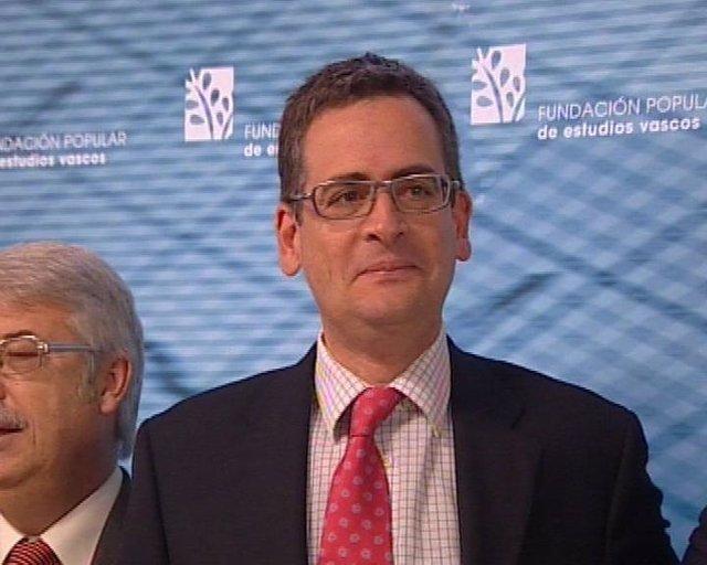 Antonio Basagoiti sobre desmentido contactos con ETA R