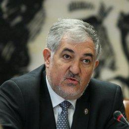 El fiscal general del Estado, Cándido Conde Pumpido