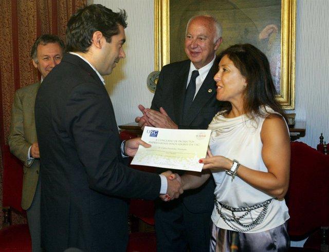 Beatriz Mato entregará os premios da décima edición do concurso de proxectos emp
