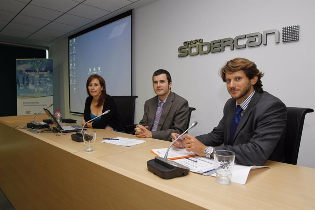 La responsable del Punto Nacional de Contacto de Nanomateriales del CDTI, Pilar