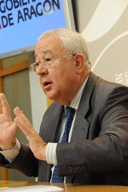 José Ángel Biel, vicepresidente de Aragón
