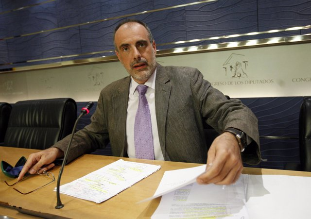 Portavoz de ERC, Joan Ridao