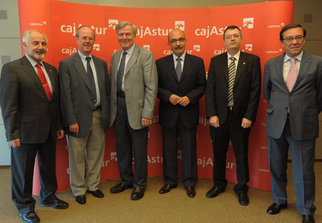 Comité de valoración Becas Cajastur Fernando Alonso