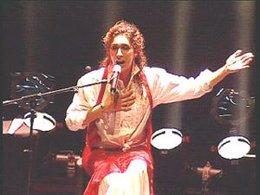 Estrella Morente en concierto en Benalmádena