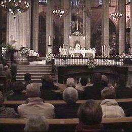 catedral barcelona interior duelo papa